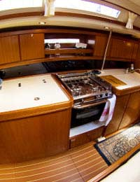 How To Set Up Your Galley