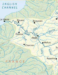 Introduction To The Waterways Of France